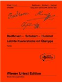 Urtext Primo Vol. 3: Beethoven - Schubert - Hummel  -  Easy Piano Pieces With Practice Tips