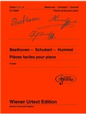 Urtext Primo Vol. 3: Beethoven - Schubert - Hummel  -  Easy Piano Pieces With Practice Tips (Spanish Edition)
