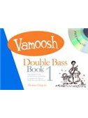 Vamoosh Double Bass Book 1 Book & CD