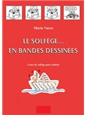 Solfege En Bandes Dessinees (French Edition)