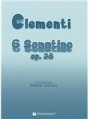 6 Sonatine (Rev. Maria Vacca)