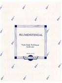 A. Blumenstengal: Viola Scale Technique - Book One