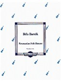 Bela Bartok: Roumanian Folk Dances