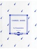 Jean Gabriel-Marie: La Cinquantaine (Viola/Piano)