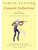 Violin Playing: Concert Cellection (Vln & Piano)