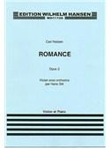 Carl Nielsen: Romance Op.2 (Violin/Piano)