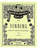 Christian Sinding: Andante Op.41 No.1