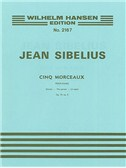 Jean Sibelius: The Spruce (Five Pieces- Op.75 No.5)