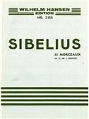 Jean Sibelius: 13 Pieces Op.76 No.1- Esquisse