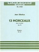 Jean Sibelius: Elegiaco (13 Morceaux Op.76, No.10)