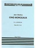 Jean Sibelius: Five Pieces Op.85 No.4 'Aquileja'