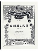 Jean Sibelius: Five Pieces Op.85 No.5- Campanula