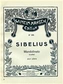 Jean Sibelius: Mandolinato