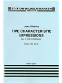 Jean Sibelius: Five Characteristic Impressions Op.103 No.5 - In Mournful Mood