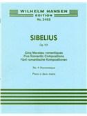 Jean Sibelius: Humoresque Op.101 No.4 - Humoresque