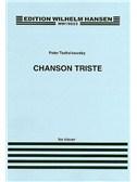 Pyotr Ilyich Tchaikovsky: Chanson Triste Op.42 No.2 (Piano)