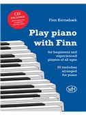 Finn Kornebæk: Play Piano With Finn (Piano/CD)