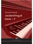 Tormod Vinsand: Jazzbecifring På Klaver 2 (Piano)