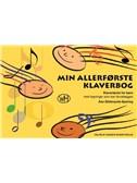 Åse Söderqvist-Spering: Min Allerførste Klaverbog (Piano)