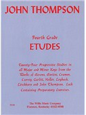John Thompson's Modern Course For Piano: Fourth Grade Etudes