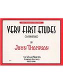 John Thompson: Very First Etudes