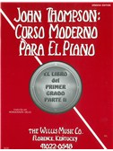 John Thompson's Modern Course For Piano: Grade 2 (Spanish Edition)