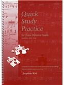 Josephine Koh: Quick Study Practice For Piano Diploma Exams