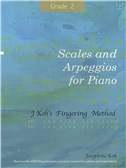 Josephine Koh: Scales And Arpeggios For Piano - Fingering Method (Grade 2)