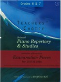 Josephine Koh: Teachers' Choice Piano Repertory 2015-2016 Grades 6-7