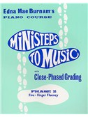 Ministeps To Music Phase Two:  Five-Finger Fluency