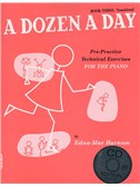 A Dozen A Day: Book Three - Transitional Edition (Book And CD)