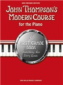 John Thompson's Modern Course First Grade - Book Only (New Edition)