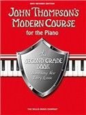 John Thompson's Modern Piano Course: Second Grade Revised Edition (Book Only)