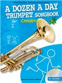 A Dozen A Day Trumpet Songbook: Christmas (Book/CD)