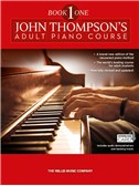 John Thompson's Adult Piano Course: Book One (Book/Audio Download)