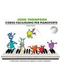 John Thompson's Corso Facilissimo Per Pianoforte: Terza Parte (Book/CD)