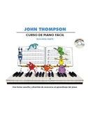 John Thompson: Curso De Piano Facil – Segunda Parte (Book/CD)