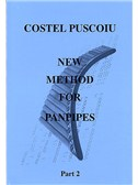 Costel Puscoiu: New Method For Panpipes - Part 2