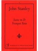 John Stanley: Suite in D - Trumpet Tune