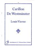 Louis Vierne: Carillon De Westminster
