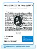 Kellner, Johann Christoph : Livres de partitions de musique