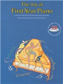 The Joy Of First-Year Piano (With CD)