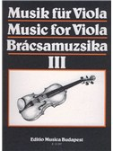 Music For Viola III. Sheet Music