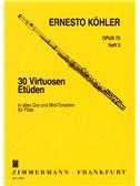 Kohler, Ernesto : Livres de partitions de musique
