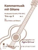 Carulli, Ferdinando : Livres de partitions de musique