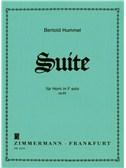 Bertold Hummel: Suite Op.64