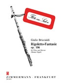 Briccialdi, Giulio : Livres de partitions de musique