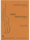 Giuliani, Mauro : Livres de partitions de musique