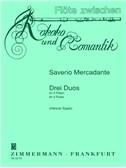 Mercadante, Saverio : Livres de partitions de musique
