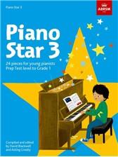 Piano star image
